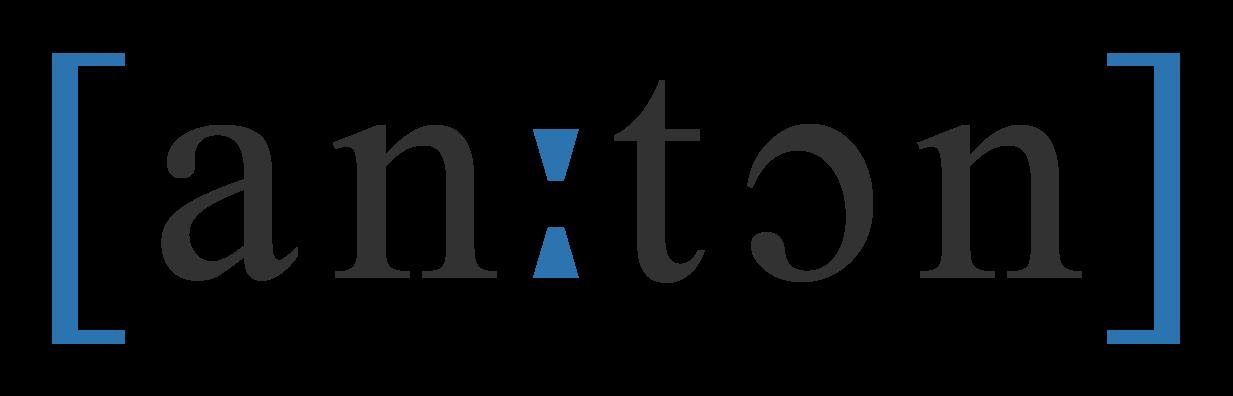 Anton Logo HR