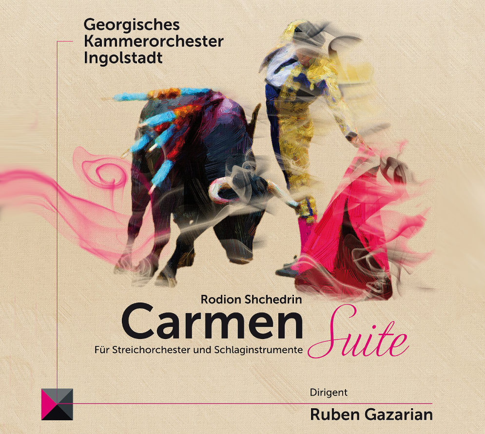 Album Carmen Suite